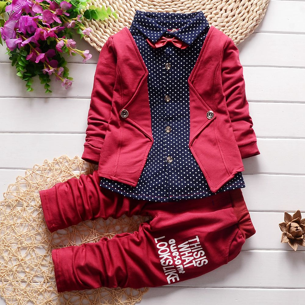 Cute set for boys