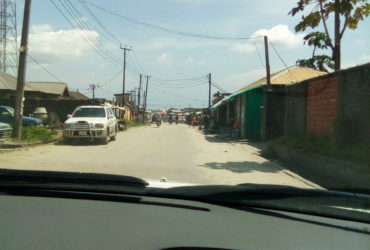 HOT SALES: A plot of land is up for sale at Ologunfe, Ajah