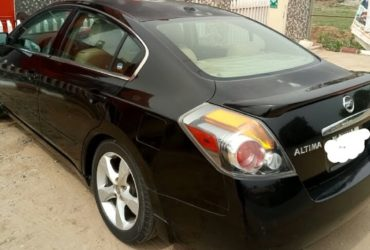 Nissan Altima 3.5SL 2007 Black