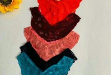 12pcs Lace Panties