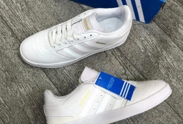 White Adidas Men's Sneakers