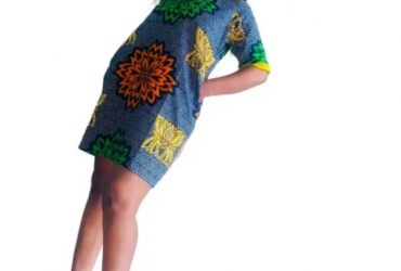 Ankara Shift Dresses