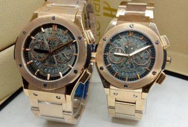 Couples Hublot Wrist Watch