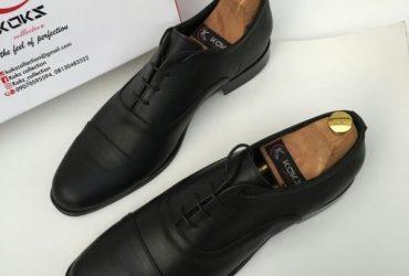 Oxford Laceup Shoe
