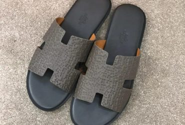 Hermes Slippers for Men 👣👣
