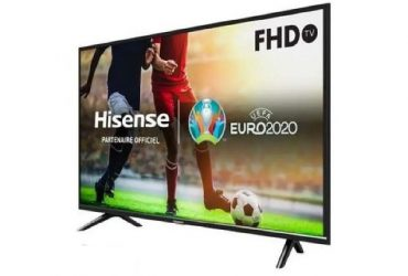 Hisense 50-Inch Full HD LED TV HX50N2176 + Free Wall Bracket
