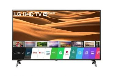 """LG 55"""" Smart Uhd 4K Ai Thinq Satellite TV 55um7100"""