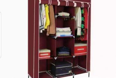 Elegant Storage Wardrobe