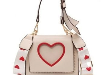 Love Stamped Bag