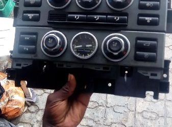 A.C Control Switch Range Rover Vogue 2006