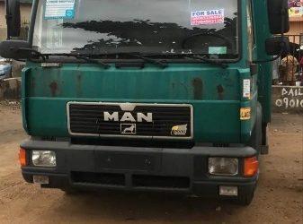 Man Truck Tokunbo