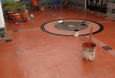 Floor Stamping