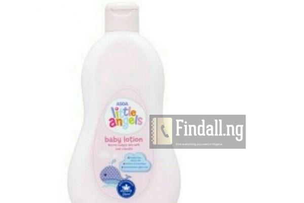 Little Angels Asda Lotion